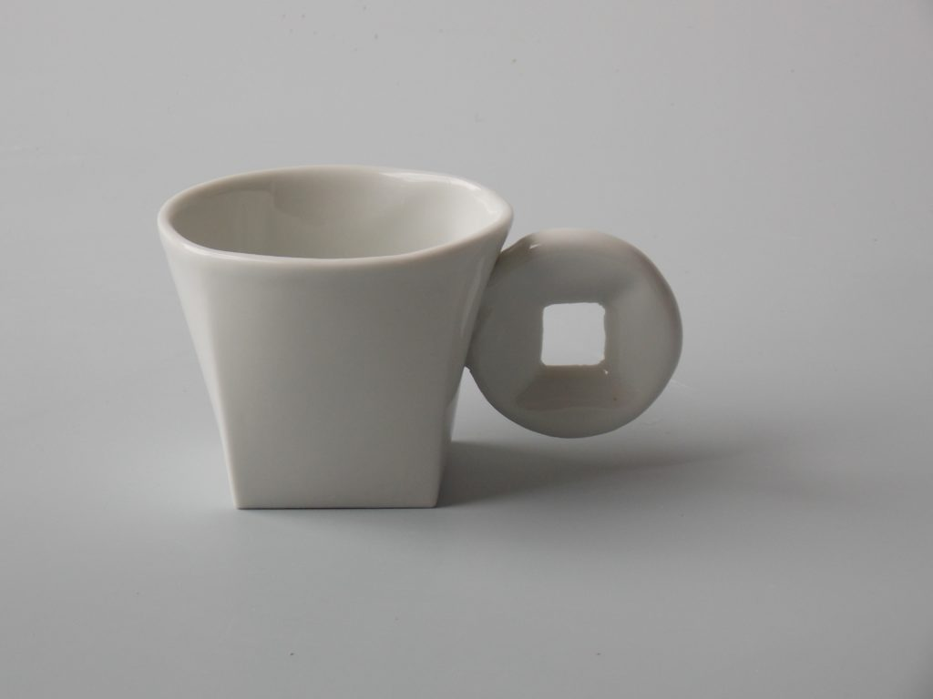 tasse à espresso ne porcelaine